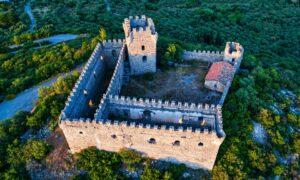 Πύργος των Καπετανάκηδων: Επίσκεψη από… αέρος!