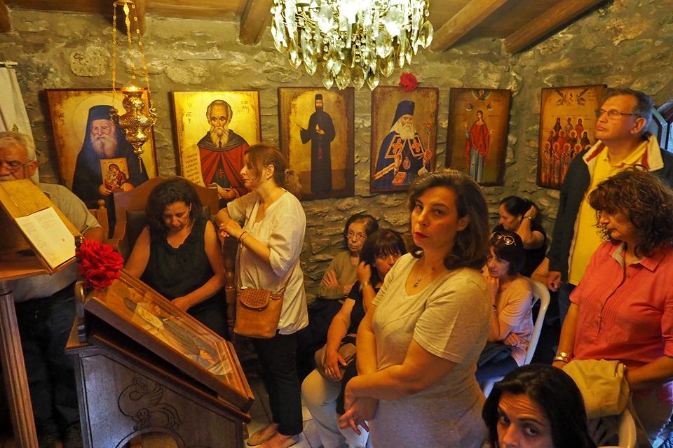 Νέδουσα: Με λαμπρότητα ο εσπερινός στη μνήμη του Αγίου Λουκά