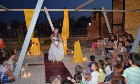 Μέγαρο Χορού: Ξεκίνησαν οι εκδηλώσεις ενίσχυσης των Παιδικών Χωριών SOS