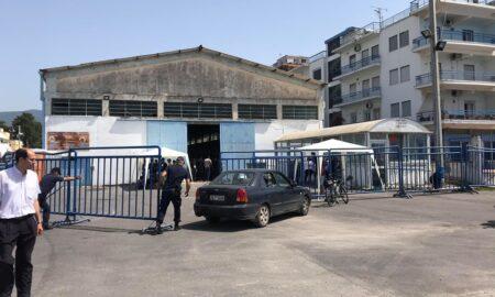 Aναχώρησαν οι 77 παράνομοι μετανάστες από το Λιμάνι Καλαμάτας