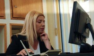 """Παναγοπούλου: """"Με τιμά ιδιαίτερα το κάλεσμα του ΚΙΝΑΛ να συμμετέχω στο ψηφοδέλτιο του"""""""