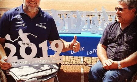 Λαζαρίδης: Άλλη μια πρωτιά σε αγώνες στην Αυστρία!