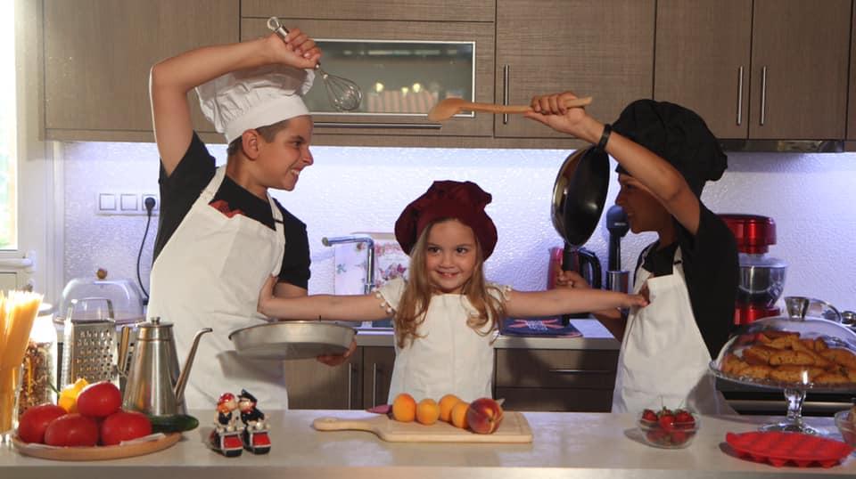 Master Chef Junior στο Σουληνάρι!