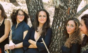 Chrysoula K. & Púrpura το Σάββατο 22/6 στη Συλλογή Ελληνικών Ενδυμασιών Β.Καρέλια