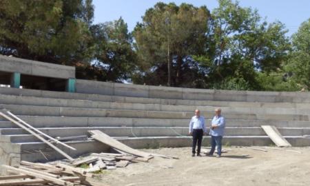 """Μπασακίδης: """"Άκρατη κινδυνολογία από την κ.Κουζή για το Ανοιχτό Θέατρο του Νέδοντα"""""""