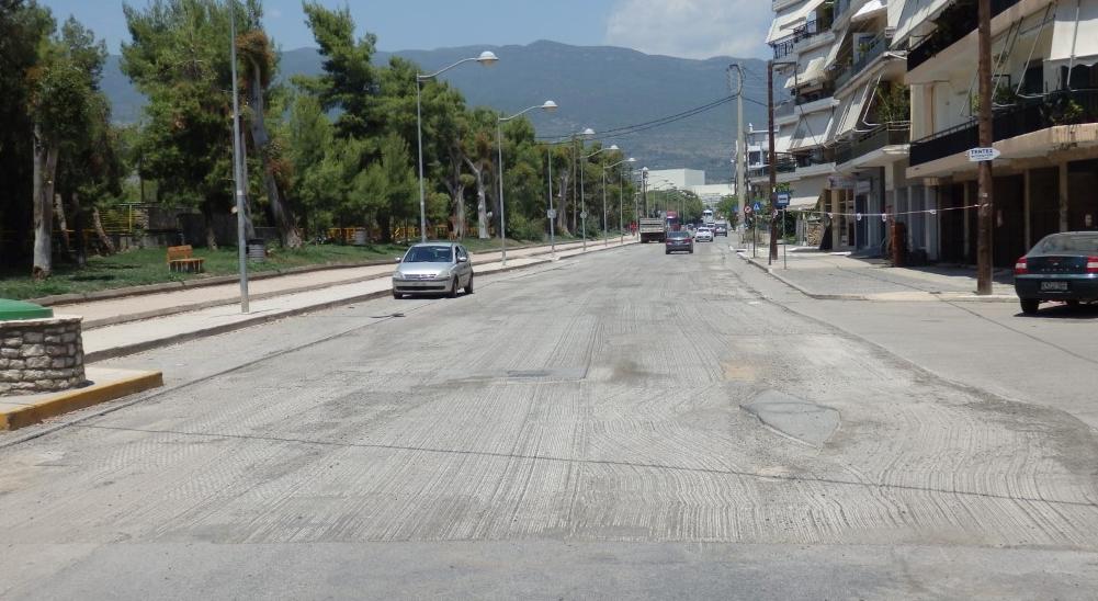 Ασφαλτοστρώσεων συνέχεια: Ολοκληρώθηκε η Αρτέμιδος-αύριο η Νέδοντος