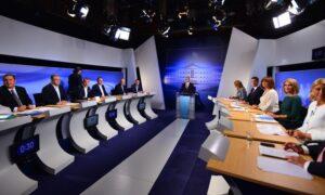 Δευτέρα 1η Ιουλίου το debate των πολιτικών αρχηγών