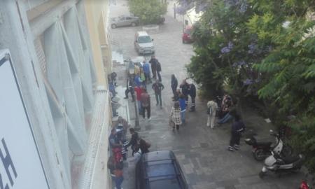 ΔΕΥΑΚ: 3η μέρα συνεχίζεται η κατάληψη από το Σωματείο Εργαζομένων
