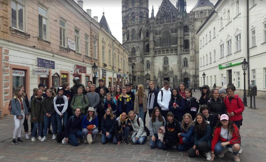 Συμμετοχή του Ε.Ε.Ε.ΕΚ. Καλαμάτας σε Erasmus+στη Σλοβακία