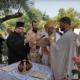 Εγκαίνια στο παρεκκλήσι της Αγίας Τριάδας στο Διαβολίτσι