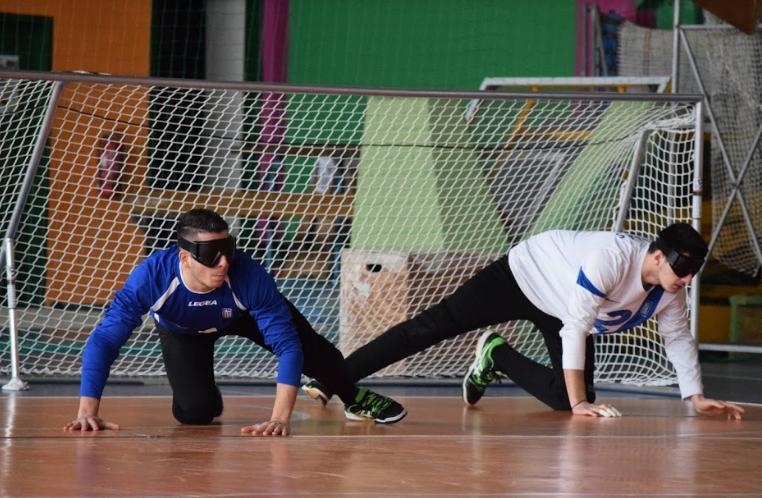Μαθητής των Εκπαιδευτηρίων Μπουγά στην Εθνική Ομάδα Νέων Goalball