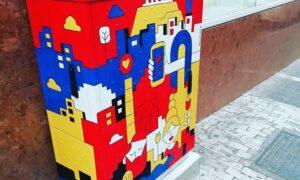 Τα ΚΑΦΑΟ και στην Καλαμάτα θα μεταμορφωθούν σε έργα τέχνης!
