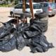 20 σακκούλες σκουπιδιών συγκεντρώθηκαν στον εθελοντικό καθαρισμό της παραλίας Καλαμάτας