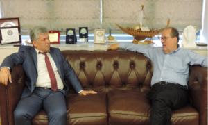 Συνάντηση Νίκα-Ξηρογιάννη: Τρεις οι ασκούμενοι δικηγόροι στη Νομική του Υπηρεσία του Δήμου