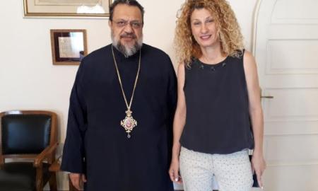 Επισκέψεις υποψηφίων Βουλευτών στο Μητροπολίτη Μεσσηνίας