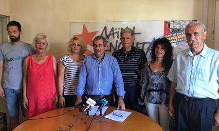 Αυτοί είναι οι 5 υποψήφιοι βουλευτές της ΛΑΕ στη Μεσσηνία
