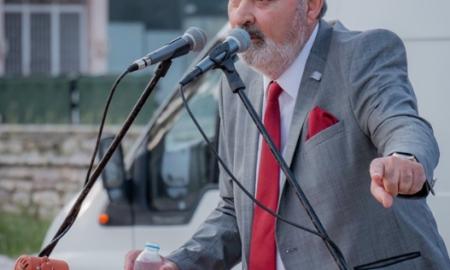 """Λεβεντάκης προς Τατούλη: """"Κανένα """"πολιτικό γραμμάτιο"""" δεν έχω ανάγκη να ξεπληρώσω σε κανέναν"""""""