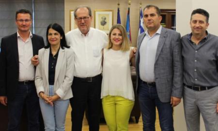 Νέα αντιδήμαρχος Υγείας και Πρόνοιας η Λιάππα στη θέση της Οικονομάκου