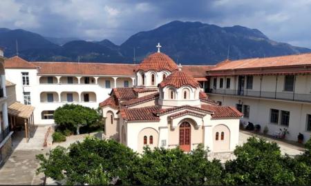 Νέα Καθηγουμένη στη Μονή Αγ. Κωνσταντίνου και Ελένης Καλαμάτας