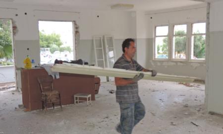 Σε εξέλιξη οι εργασίες για το νέο κτήριο της ΔΕΥΑΚ