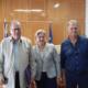Επίσκεψη στην Αλειφέρη στο Διοικητήριο έκανε ο Παναγιώτης Νίκας
