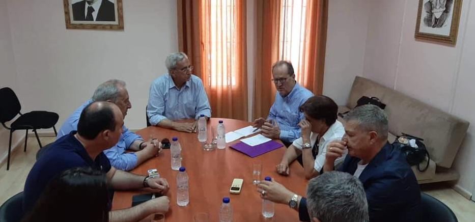 """Νίκας: """"Δέσμευσή  μας η αγαστή συνεργασία Περιφέρειας με τους Δήμους"""""""