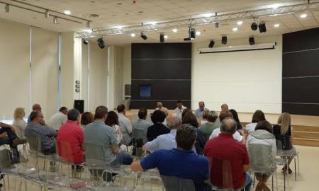 Συνεχίζει τις ενημερωτικές συναντήσεις του ο Παναγιώτης Νίκας