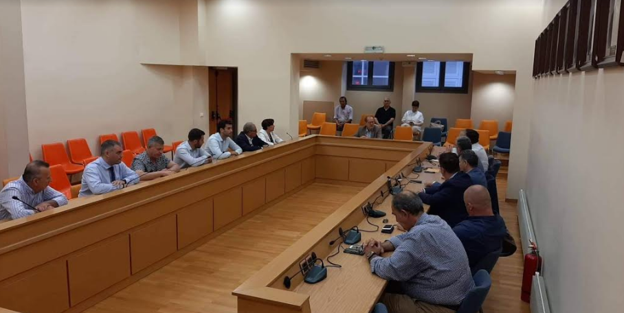 Ομάδες εργασίας όρισε ο Νίκας εν όψει της νέας περιφερειακής περιόδου- Όλα τα ονόματα