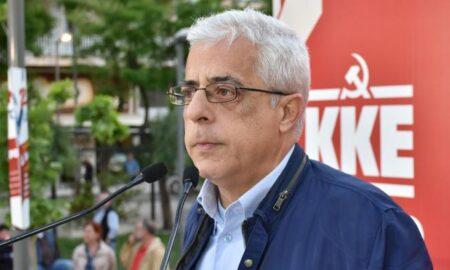 ΚΚΕ: Προεκλογική συγκέντρωση απόψε με Νίκο Σοφιανό στην κεντρική πλατεία Καλαμάτας