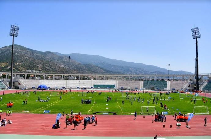 Φεστιβάλ Αθλητικών Ακαδημιών ΟΠΑΠ: 5.200 παιδιά και γονείς συμμετείχαν στη γιορτή αθλητισμού