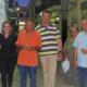 Περιοδεία Πατσαρίνου σε Ανατολικό Κέντρο Καλαμάτας και Δημόσιες Υπηρεσίες