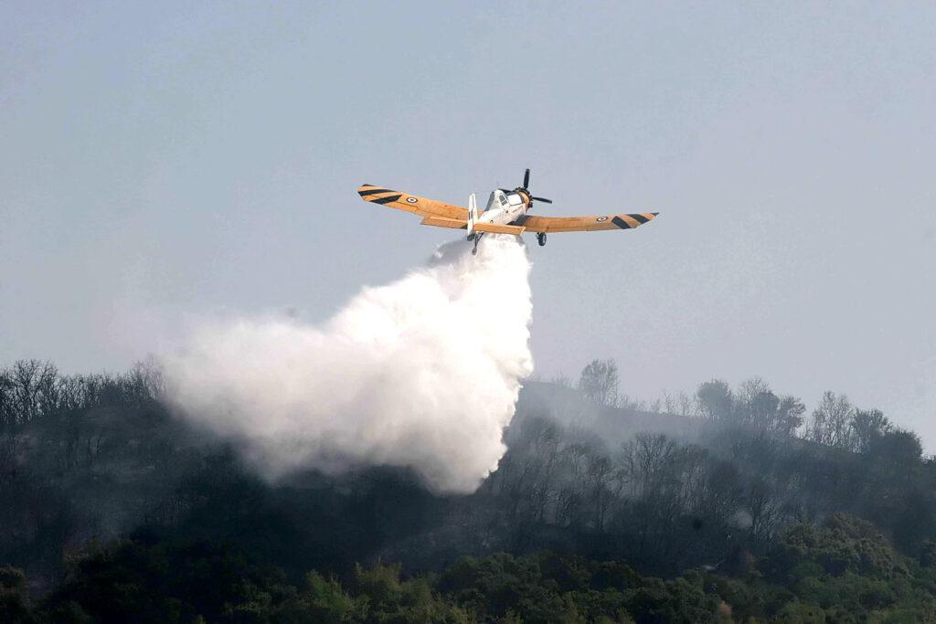 Τρία πυροσβεστικά PZL καταφθάνουν αύριο στην 120 ΠΕΑ