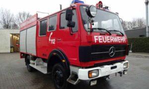 Αύριο παραδίδεται το πυροσβεστικό όχημα-δωρεά στο Δήμο Μεσσήνης