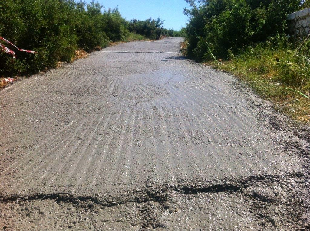 """868.000 € από το """"ΦιλόΔημος Ι"""" για βελτίωση των αγροτικών δρόμων Δήμου Καλαμάτας"""