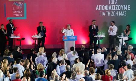 Με συμμετοχή του Αλέξη Τσίπρα σε λαϊκές συνελεύσεις η εγγραφή των νέων μελών