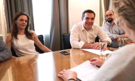 Πρόταση Τσίπρα για επέκταση των 120 δόσεων στην εφορία και για επιχειρήσεις