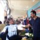 Στην Κεντρική Αγορά Καλαμάτας ο Χαρίτσης