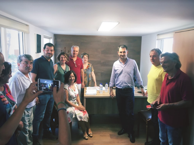 Χαρίτσης: Με 9.5 εκατ.ευρώ έχει χρηματοδοτηθεί ο Δήμος Τριφυλίας τα 4 χρόνια κυβέρνησης ΣΥΡΙΖΑ