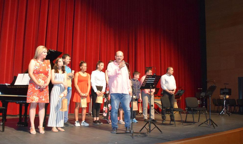 Συναυλία και βραβεύσεις αριστούχων του Δημοτικού Ωδείου Καλαμάτας-Όλα τα ονόματα