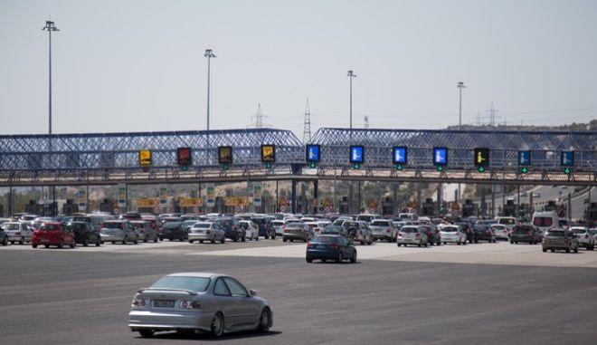 Διόδια Αττικής Οδού: Αναστέλλεται η αύξηση με απόφαση του υπουργείου Μεταφορών