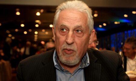Πέθανε ο πρώην βουλευτής Γιάννης Μανώλης