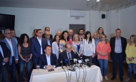 """Νίκας: """"Θα διοικήσουμε την Περιφέρεια με δικαιοσύνη κι αντικειμενικότητα"""""""