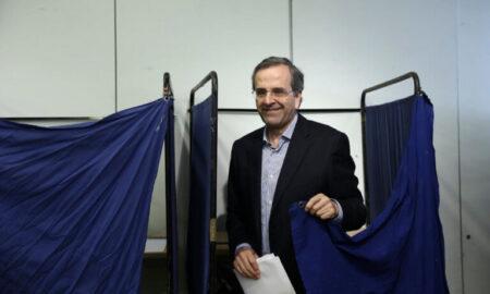 Σαμαράς: «Θα είναι μια ακόμα πιο φωτεινή μέρα για την Ελλάδα»
