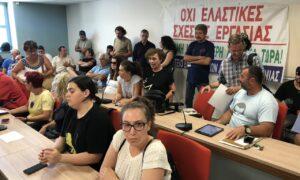 """Νίκας: """"Αυτοί που παρεμποδίζουν τη λειτουργία της ΔΕΥΑΚ, δεν θα πληρώνονται"""""""