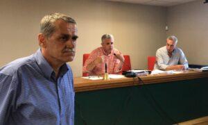 ΔΕΥΑΚ: Η διαμαρτυρία των συμβασιούχων ματαίωσε το Δημοτικό Συμβούλιο
