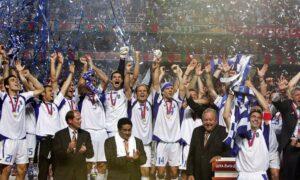 """15 χρόνια από το """"θαύμα"""" της Ελλάδας στην Πορτογαλία"""