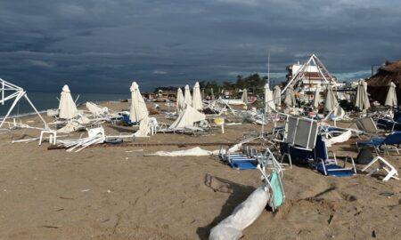 Οι καταιγίδες σαρώνουν τη χώρα – Πού θα χτυπήσει η κακοκαιρία τις επόμενες ώρες