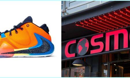 Γνώρισε το πρώτο παπούτσι του Γιάννη στο κατάστημα COSMOS στην πλατεία!