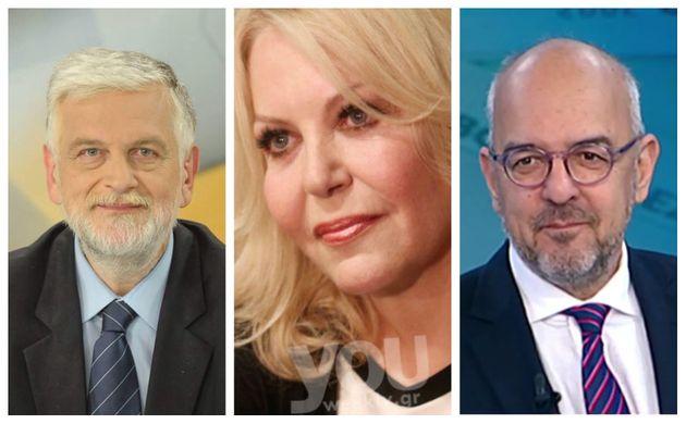 Ποιοι δημοσιογράφοι μπαίνουν στη Βουλή