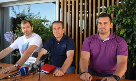 """Βούζας: """"Στόχος μας είναι η Καλαμάτα να επιστρέψει στη Super League"""""""